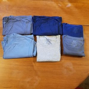 3/$30 NWOT Fruit of the Loom plain tshirts
